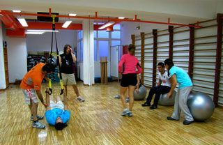 Clases Mantenimiento dogym
